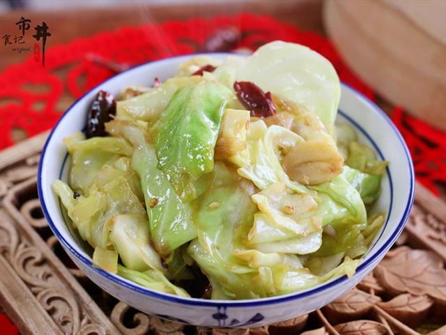 Cách xào bắp cải chua cay, món ăn giúp giảm cân, tiêu viêm ngăn ngừa ung thư