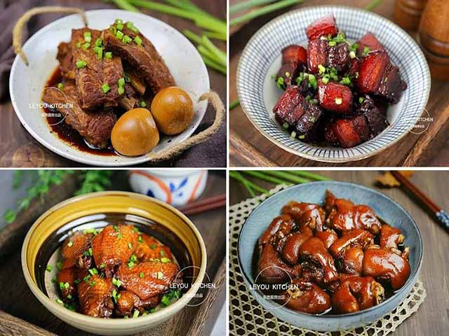 4 món thịt kho bằng nồi cơm điện, thịt ngon đậm vị không thua gì cách làm truyền thống