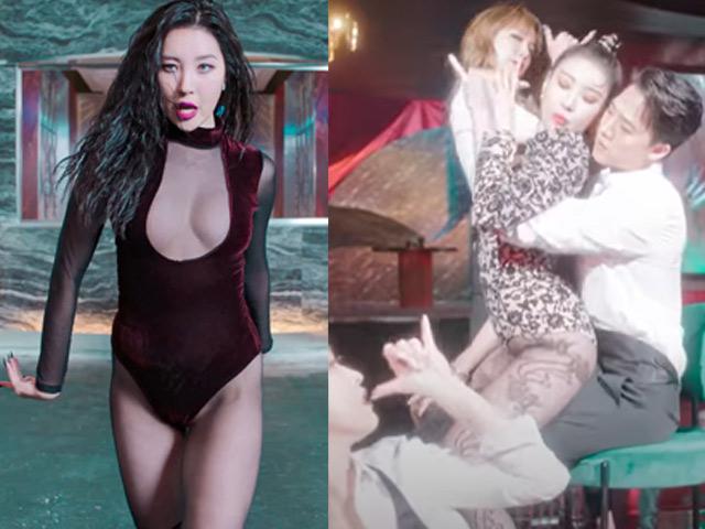 Hóa thân thành miêu nữ, người đẹp gây tranh cãi vì vũ đạo nhạy cảm
