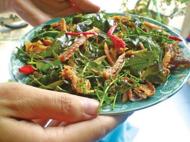 Món gỏi nổi tiếng của người An Giang lọt top 100 món ăn đặc sản Việt Nam 2020-2021