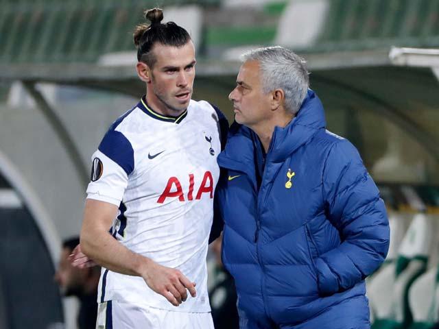 """Gareth Bale - """"Quý nhân"""" thời loạn lạc của Jose Mourinho"""