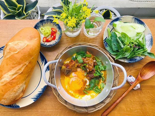 Công thức 3 món bánh mì Việt Nam, món ăn đường phố ngon nhất thế giới
