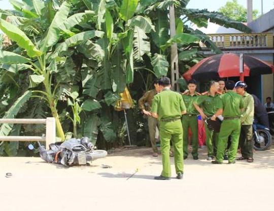 Xe tải cán chết nữ sinh đi mua đồ chuẩn bị thi tốt nghiệp THPT - 1