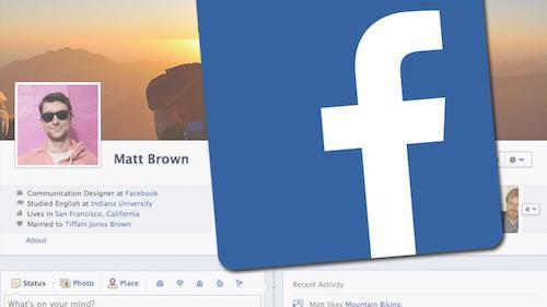 Cập nhật status kèm màu nền bằng Facebook trên máy tính - 1