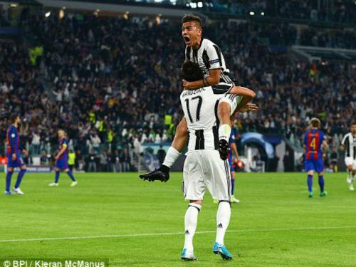 Juventus - Barcelona: Kịch bản không tưởng - 1