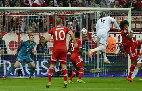 Real đấu Bayern: Quên Ronaldo đi, thành bại ở Ramos - 3