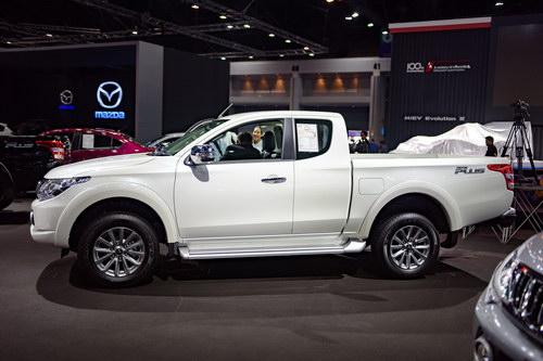 Mitsubishi Triton Plus giá chỉ từ 311 triệu đồng - 6
