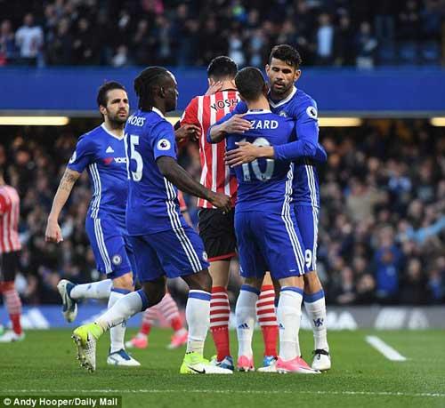 Chelsea – Southampton: Song sát rực sáng trận cầu 6 bàn - 1