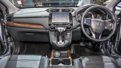 Honda CR-V 7 chỗ Turbo có giá từ 736 triệu đồng - 3