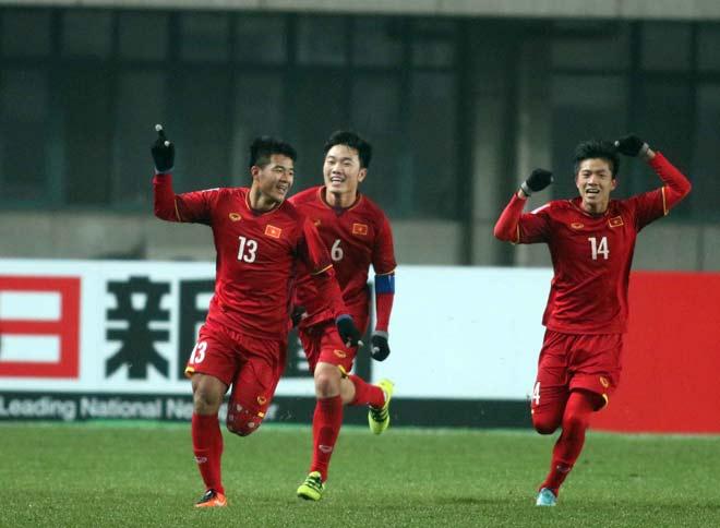 Đức Chinh U23: Phong độ rực sáng, lu mờ Công Phượng, Quang Hải - 2
