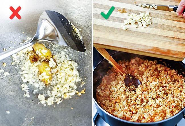 Những sai lầm cực phổ biến khiến các món ăn trở thành thảm họa - 7