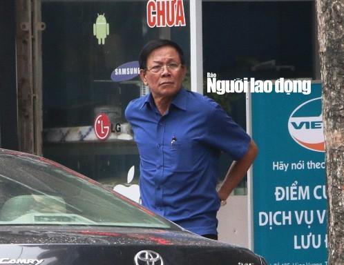 Khởi tố nguyên Tổng cục trưởng Tổng cục Cảnh sát Phan Văn Vĩnh - 1