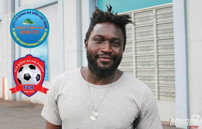 Cựu tiền đạo nhập tịch đá V-League bị bắt