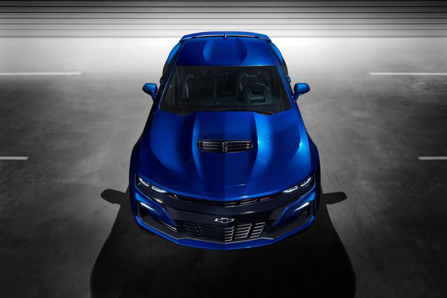 Chevrolet tung Camaro 2019: Mạnh mẽ và sắc sảo - 7