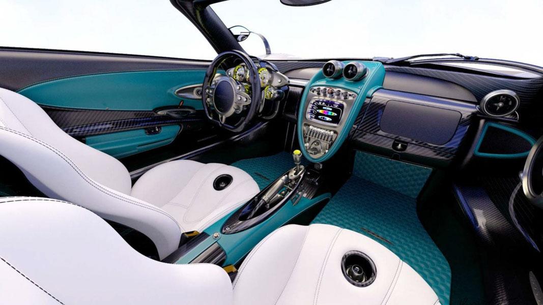 Ngắm vẻ đẹp của chiếc siêu xe Pagani Huayra Coupe cuối cùng - 4