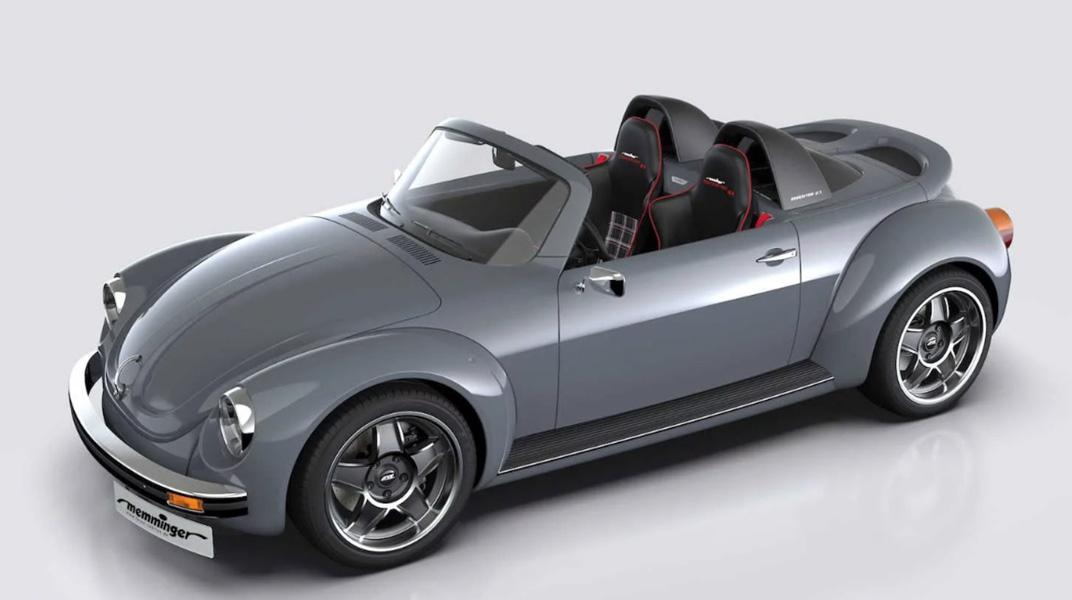 Ngắm bản độ xuất sắc của Volkswagen Beetle cổ điển - 1