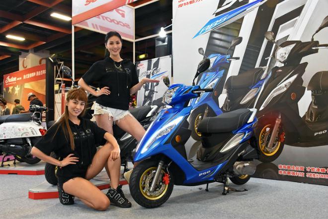 Xe ga Piaggio Medley 125 có đối thủ mới, rất hiện đại và đẹp - 1