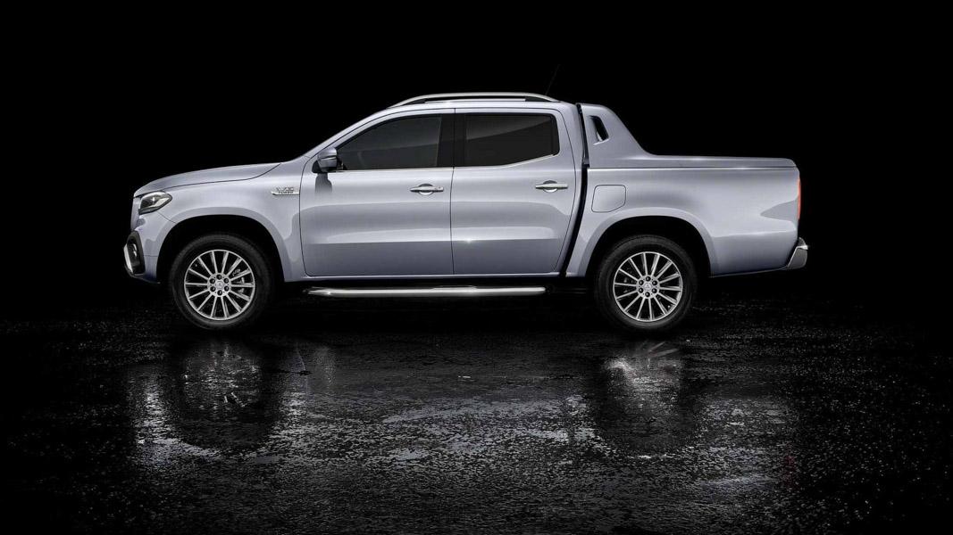 Mercedes-Benz không chia sẻ động cơ V6 cho Nissan Navara - 6