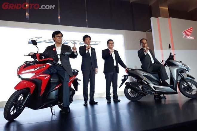 Ra mắt Honda Vario 2018 - tương tự Air Blade giá chỉ 36 triệu đồng - 1