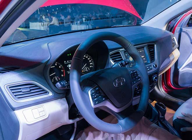 Hyundai Accent 2018 ra mắt, giá từ 425 triệu đồng - 7