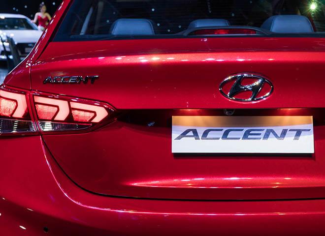Hyundai Accent 2018 ra mắt, giá từ 425 triệu đồng - 6