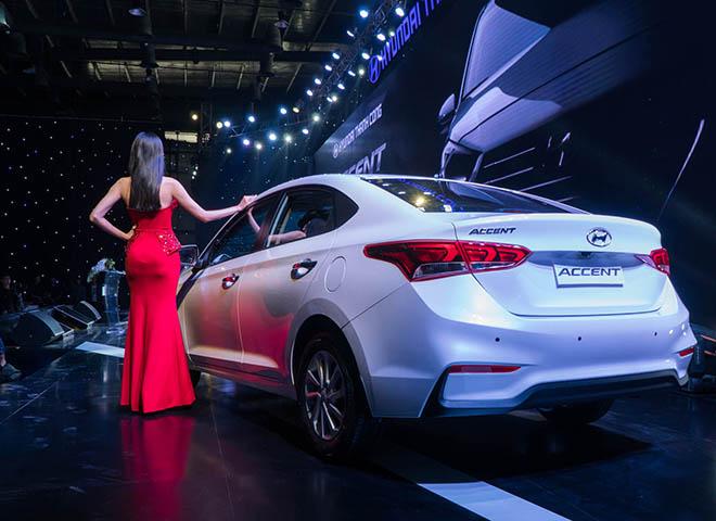 Hyundai Accent 2018 ra mắt, giá từ 425 triệu đồng - 12