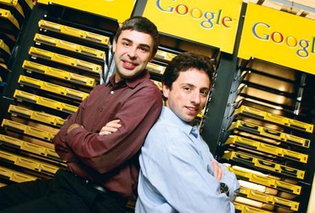 Chân dung vị thầy giáo tỷ phú đứng sau thành công của Google ít người biết đến - 2