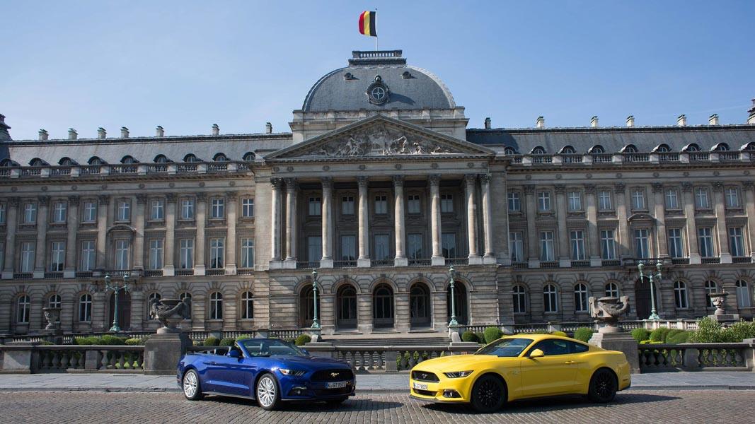 Ford Mustang là chiếc xe thể thao bán chạy nhất thế giới 2017 - 3