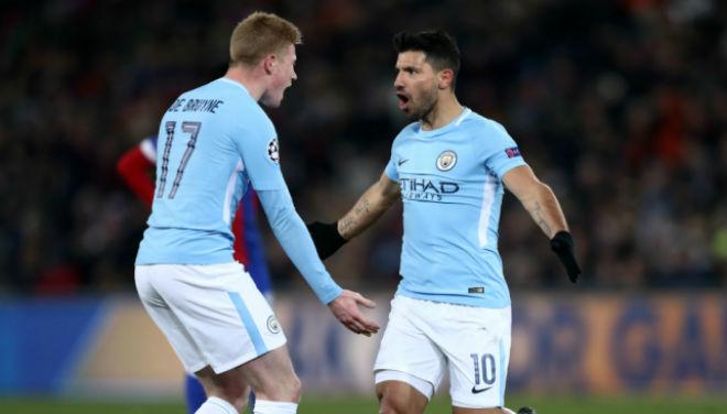 """Man City thống trị Ngoại hạng Anh: De Bruyne """"đè"""" Pogba, điểm 10 chói lọi - 2"""