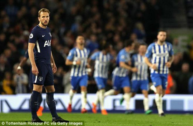 Brighton - Tottenham: 2 phút điên rồ, phạt đền cay đắng (Vòng 35 Ngoại hạng Anh)