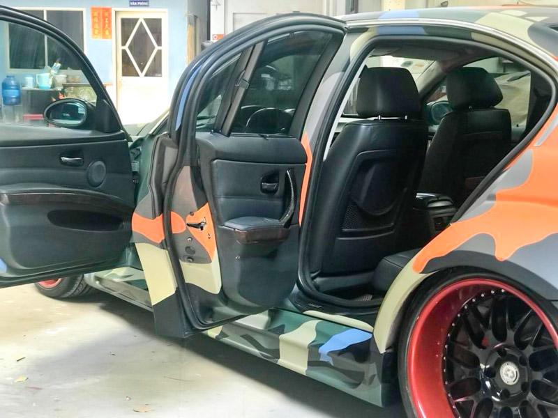 Đã mắt với BMW 3-Series độ hầm hố bởi người thợ Việt tại Sài Gòn - 3