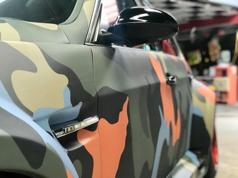 Đã mắt với BMW 3-Series độ hầm hố bởi người thợ Việt tại Sài Gòn - 6