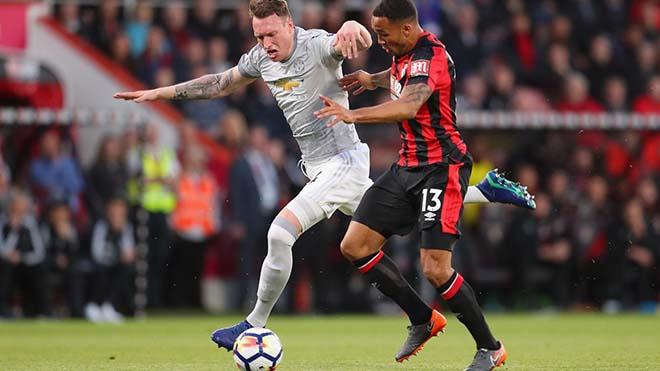 Bournemouth 0-2 MU(Vòng 35 - Ngoại hạng Anh 2017/18)