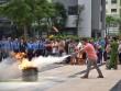 Tập huấn, đào tạo công tác phòng cháy chữa cháy cho cư dân tại khu đô...