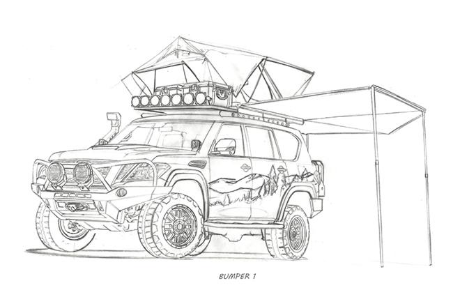 """Nissan ra mắt phiên bản dành riêng cho dân đi """"phượt"""" - 3"""