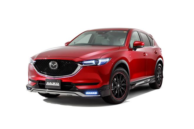 """Cận cảnh gói """"độ"""" chính hãng giá 80 triệu đồng cho Mazda CX-5 2018 - 1"""