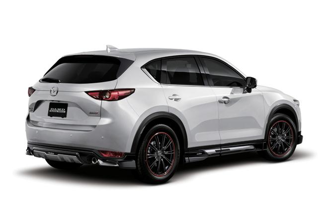 """Cận cảnh gói """"độ"""" chính hãng giá 80 triệu đồng cho Mazda CX-5 2018 - 7"""