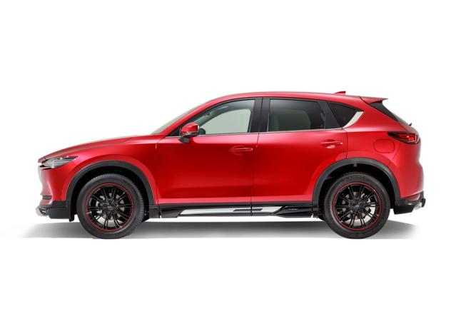 """Cận cảnh gói """"độ"""" chính hãng giá 80 triệu đồng cho Mazda CX-5 2018 - 3"""