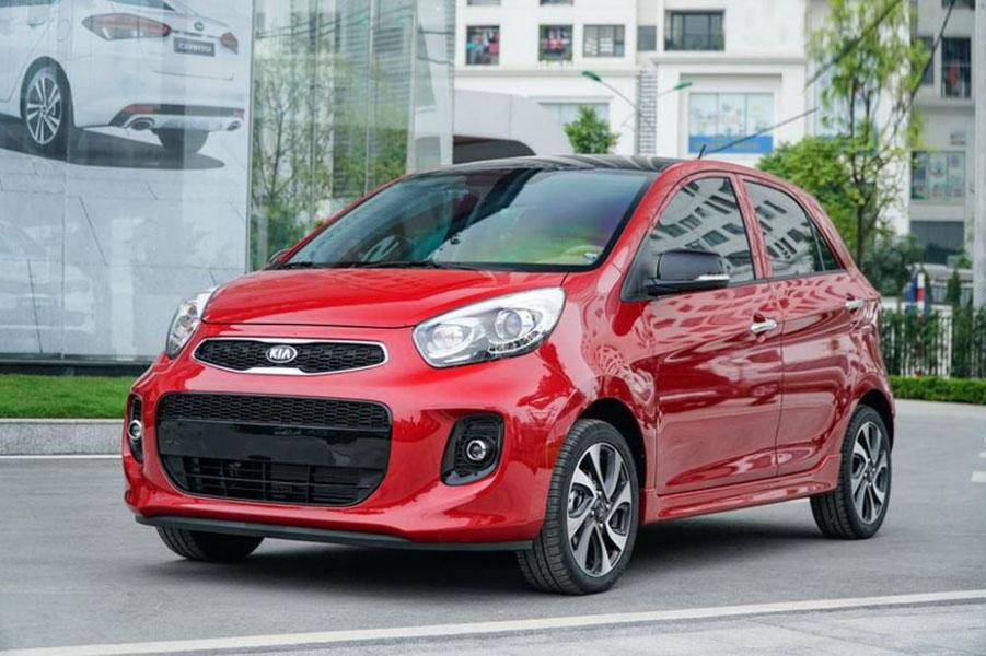 Danh sách 5 mẫu xe lắp trong nước bán chạy nhất tại Việt Nam - 6