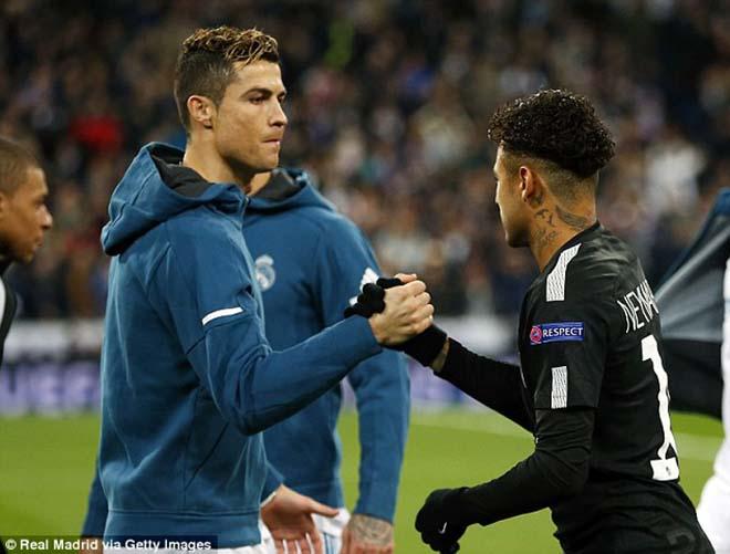 Siêu bom tấn MU: Cậy nhờ Neymar, Mourinho tái hợp Ronaldo giá cực sốc - 1