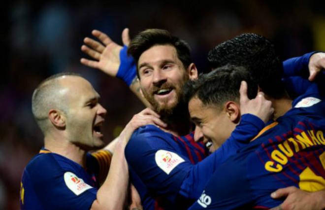 Barcelona - Sevilla: