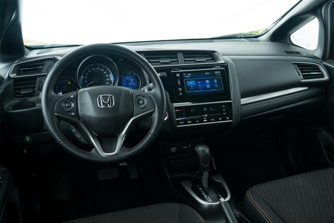 Honda Jazz RS - Xe nhỏ ẩn chứa nhiều thú vị - 8