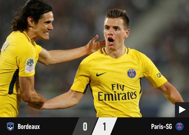 Bordeaux - PSG:
