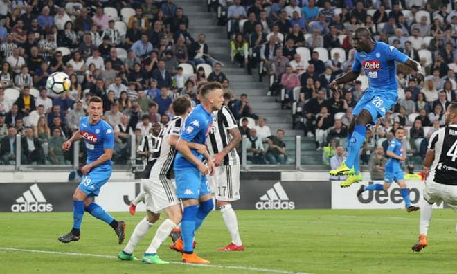 Juventus - Napoli: