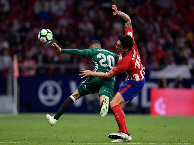 Atletico Madrid - Real Betis: