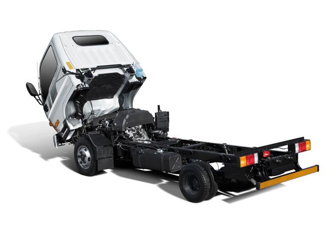 Hyundai ra mắt xe tải hoàn toàn mới, giá từ 480 triệu đồng - 7