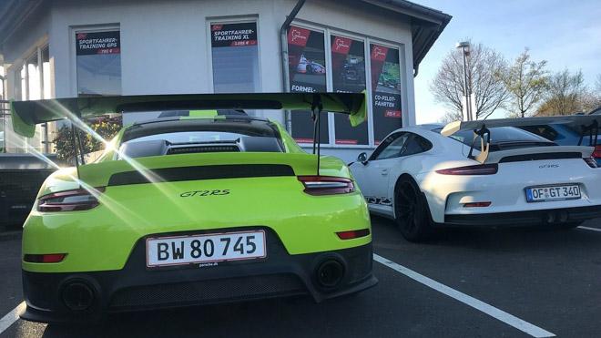 """Porsche GT2 RS gặp tai nạn tại """"Địa Ngục Xanh"""" Nurburgring - 2"""