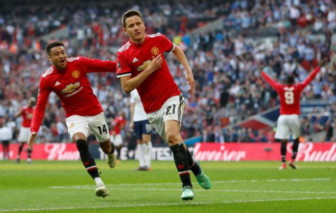 """MU đấu Chelsea chung kết FA Cup: Mourinho, Conte ngồi chung """"đống lửa"""" - 1"""