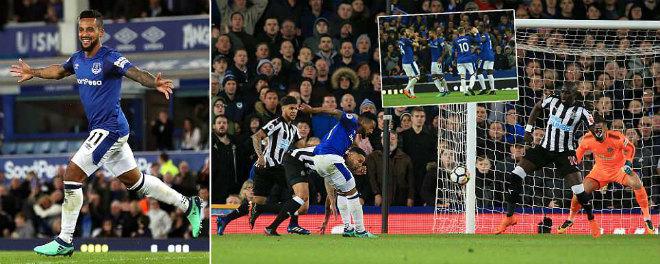 Everton – Newcastle: