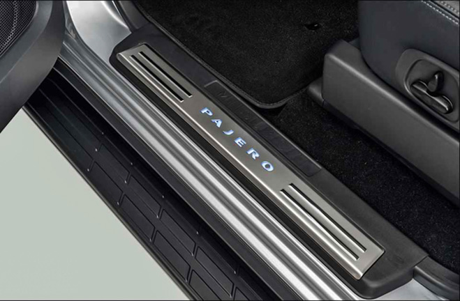 """Mitsubishi ra mắt phiên bản cuối cùng của """"huyền thoại"""" Pajero - 9"""